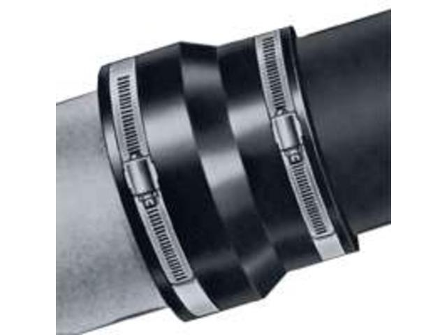 Fernco, Inc. 1003-44 4-Inch Clayx4 Ductile Iron Coupling - Each