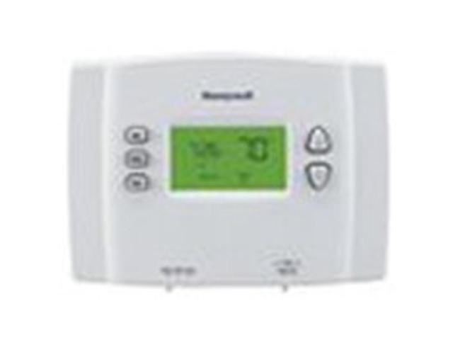 Tstat Aaa Batt 4-3/4In 1In HONEYWELL CONSUMER Programmable Thermostats