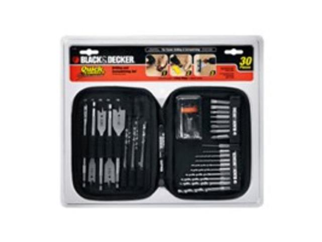 Black & Decker 71-973 Quick Connect 30 Piece Set