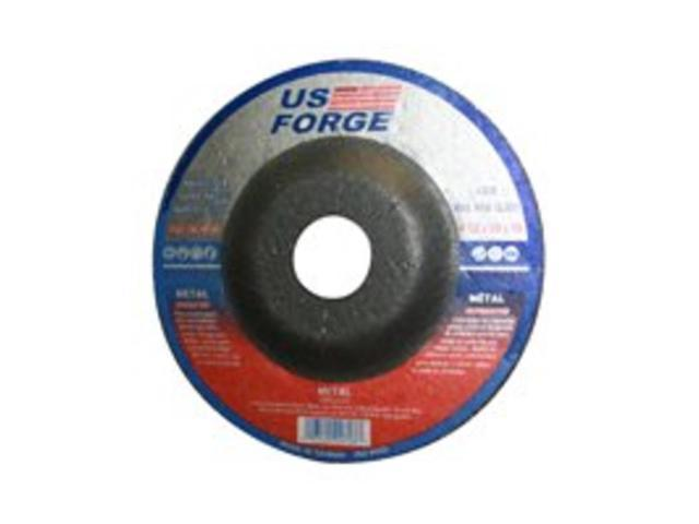 Whl Grind 4-1/2In 1/8In 7/8In US FORGE 4 To 4-1/2 Inch Wheels 00703 093425007037
