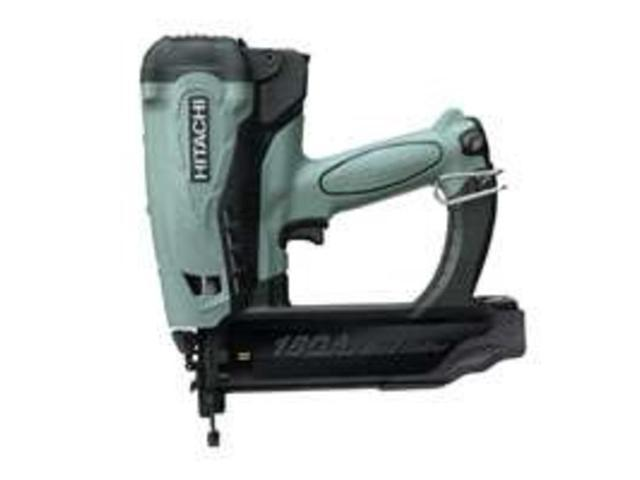 Hitachi NT50GS Gas Powered 18-Gauge Straight Finish Nailer