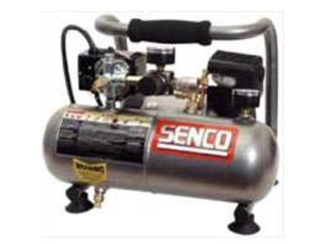 PC1010 1 HP 1 Gallon Oil-Free Hand-Carry Compressor