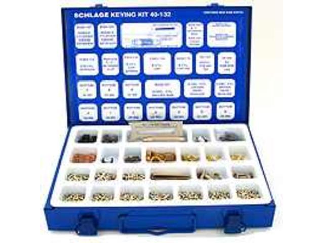 Schlage Lock 40 132 Rekeying Kit Rekeying Kit