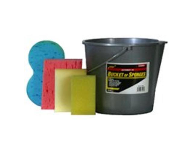 Bucket Kit, 6 Pieces, 11 Qt SM ARNOLD Cleaning Implements 85-922 079038859225