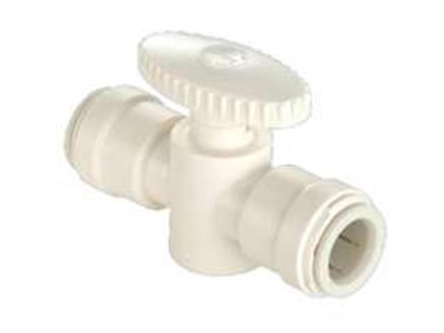 "Watts P-866 Quick Connect Straight Stop Valve-3/4""CTS Q/C STRGHT STOP"