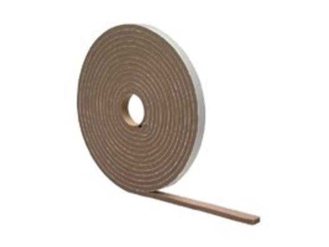 1/4X1/2X17Ft Clsdcell Foamtape M-D BUILDING PRODUCTS Weatherstripping Tape 02816