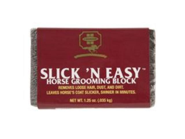 Slick'N Easy Grooming Block CENTRAL LIFE SCIENCES Misc Farm Supplies 39036