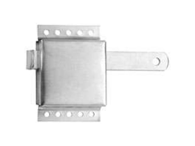 Stanley Hardware 730930 Zinc Garage Door Slide Latch