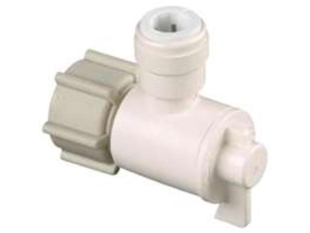 Watts P-675 Quick Connect Angle Stop Shutoff Valve