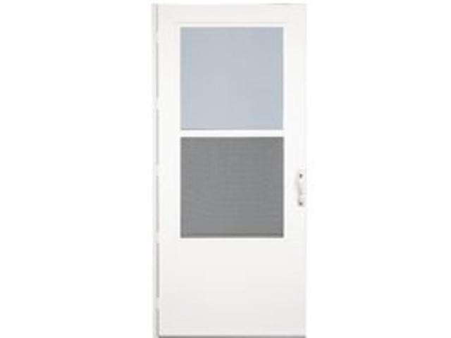 Larson Manufacturing Co 37050031 Ready-to-Use 32-Inch Ventilating Storm Door