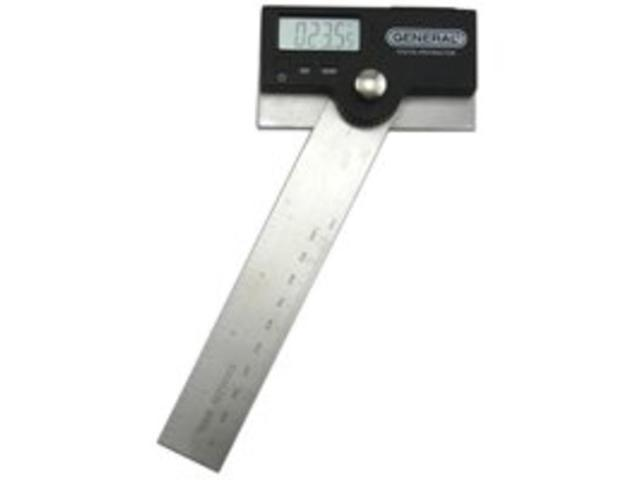Precision Measuring Instruments : In digital protractor general tools precision measuring