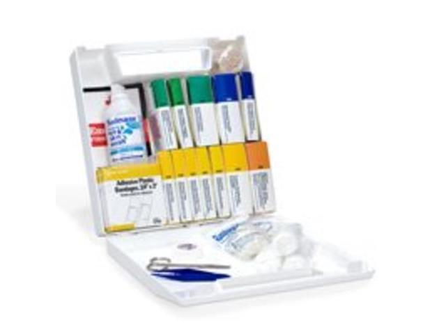 First Aid Only 225-U First Aid Kit 196Pl 50-Person General Purpose 196 Piece Eac