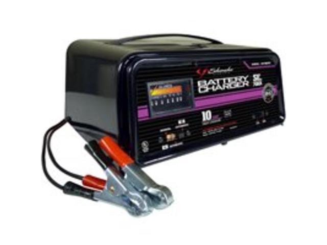 Chrg Batt 7-11Hr 12/24V 10A Schumacher Battery Chargers SE-70MA 026666070249