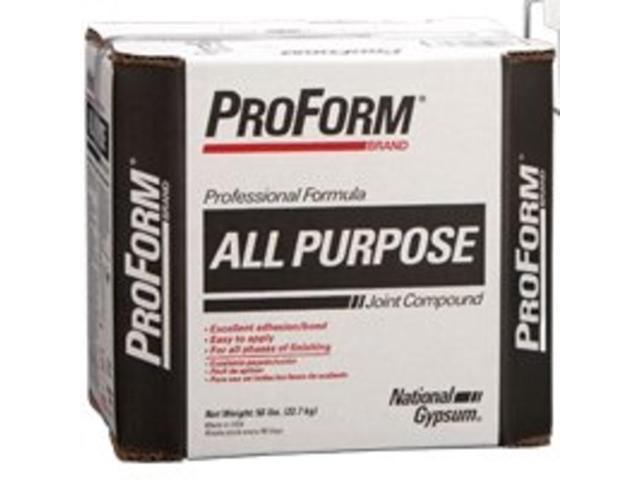 National Gypsum JT0091 Carton Premixed Joint Compound All-Purpose - Professional