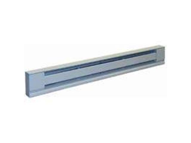 Electric Baseboard Heater 4250/3189Btu 1Ph TPI Corp H2912-060S Ivory
