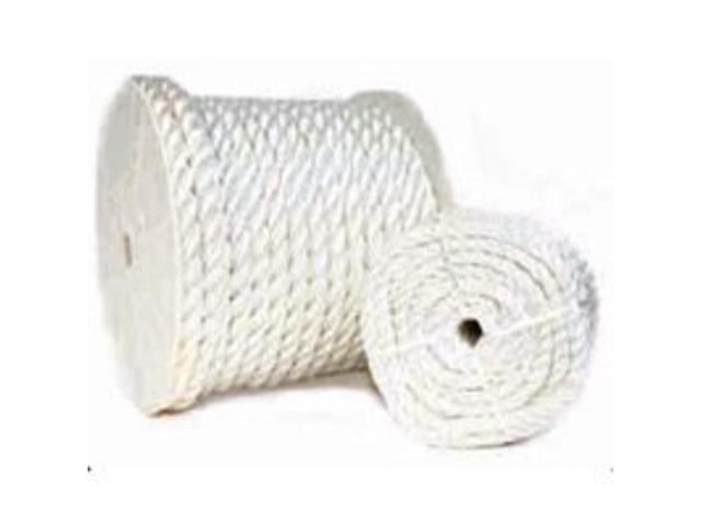 Rope 3/8In 400Ft 345Lb Reel KOCH INDUSTRIES Rope - Bulk 5211245 White Manila