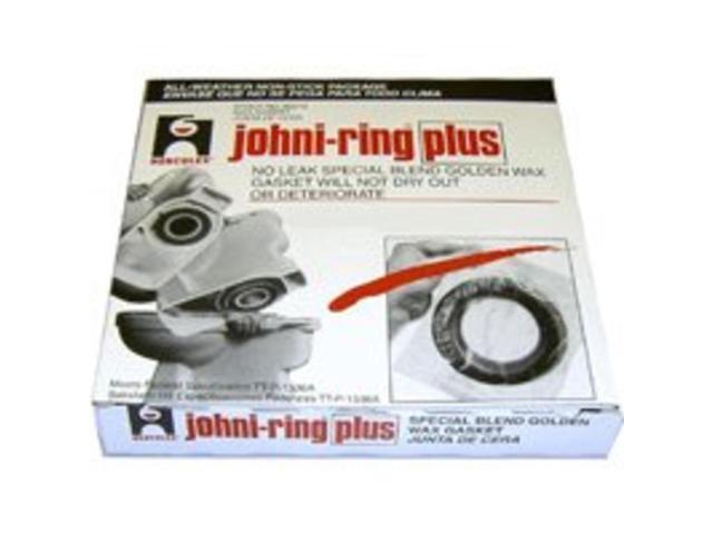 Oatey SCS G236 Hercules Johni-Rings Petroleum Wax Ring Standard Toilet Gasket
