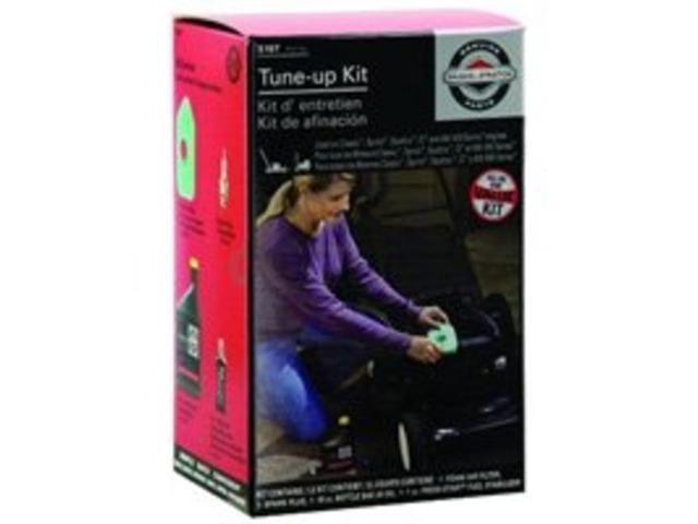Briggs Tune-Up Kit BRIGGS & STRATTON Mower Parts 5107B 024847637687