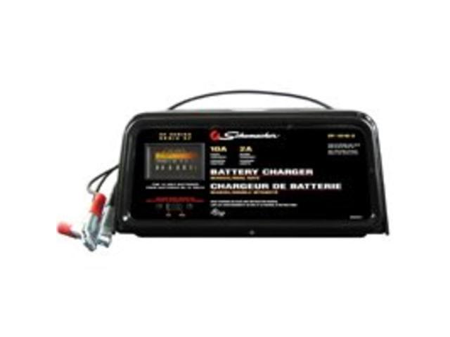 Chrg Batt 2-12Hr 12Vdc 120Vac Schumacher Battery Chargers SF-1010-2 026666706179