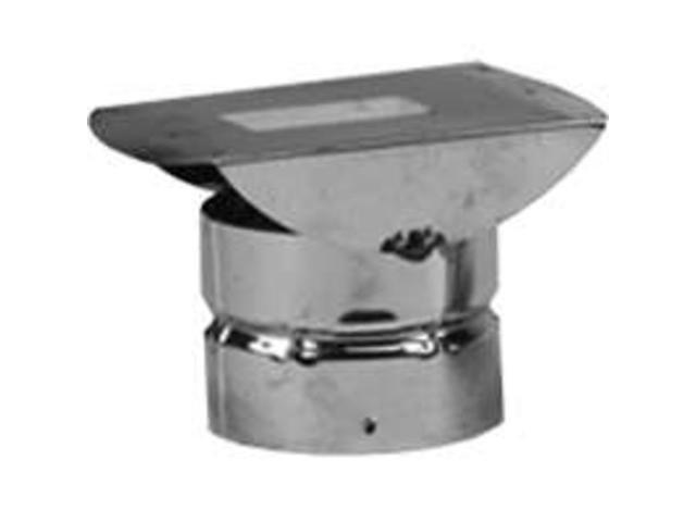 Selkirk Inc 243805 3-Inch Pellet Horizontal Cap - Each