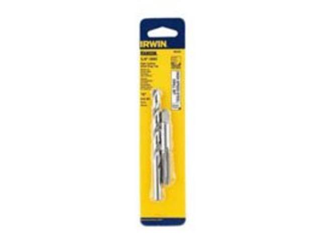 Irwin 1/2-13 Tap & Drill