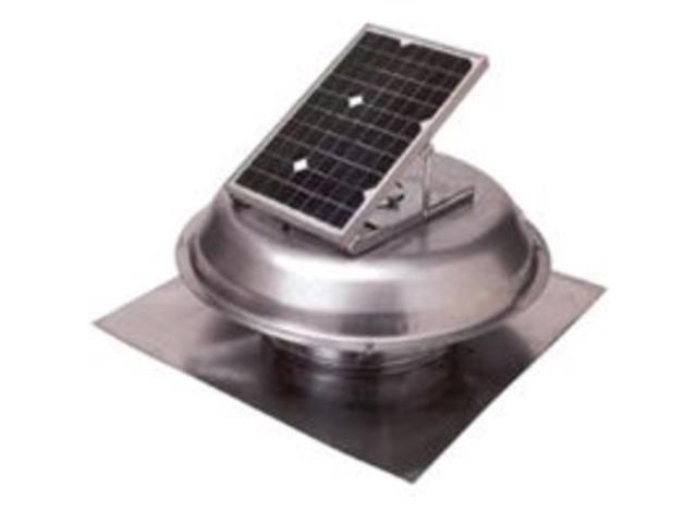 Ll Building Products PRSOLAR Solar Powered Vent, Roof Mount