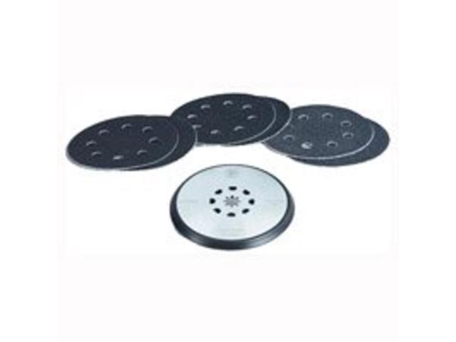 63806195020 MultiMaster 4-1/2 in. Sanding Pad with Paper for 250Q