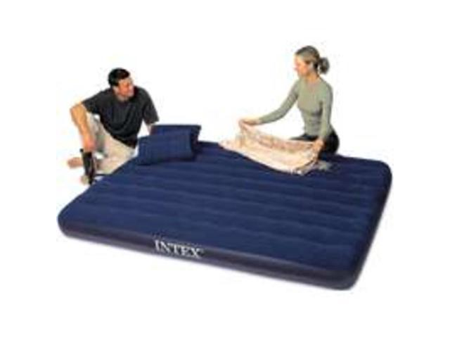 Intex Recreation 68765 Downy Queen Airbed Mattress Set