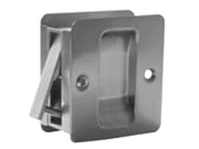 Kwikset Corporation 332 5CP 1-3/8 Pass Pocket Door Latch Passage - Carded