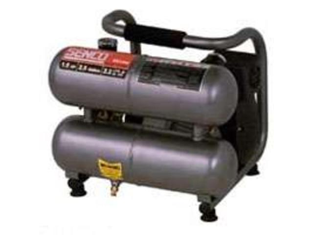 PC0968 1.5 HP 2.5 Gallon Oil-Free Hand-Carry Air Compressor