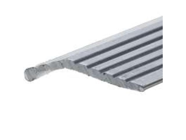 Bar Carpet 1In 36In Al Sat Sil THERMWELL PRODUCTS Carpet Bar H113FS/3 Silver