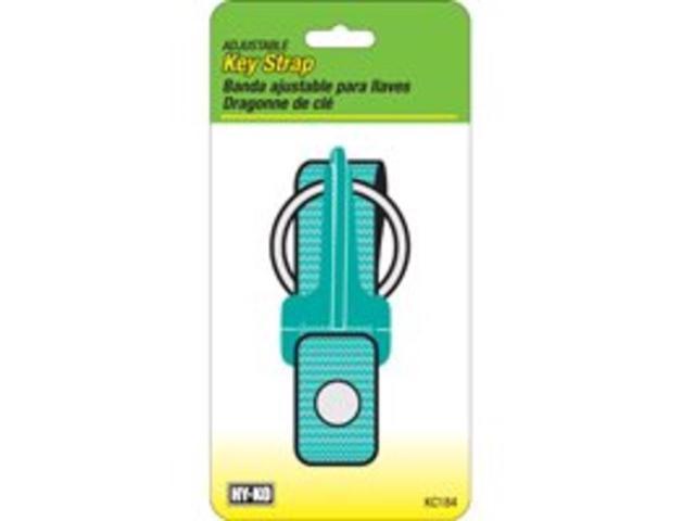 Strap Key Nyln Hy-Ko Adj HY-KO PRODUCTS Key Storage KC184 Nylon 029069751654