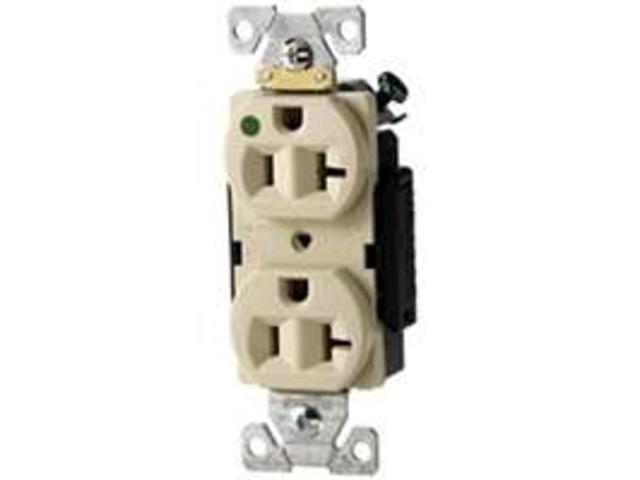 cooper wiring ah8300v 20 amp 125 volt receptacle ivory hospital cooper wiring ah8300v 20 amp 125 volt receptacle ivory hospital grade