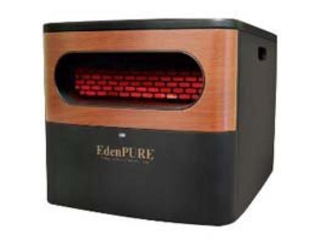 EdenPURE NEW Gen2 Automatic Timer On & Off, Remote, Quiet Mode and more.
