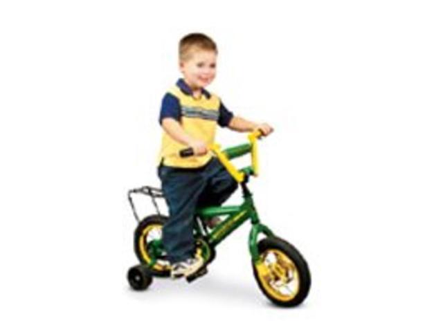 Jd 12In Bike w/Training Wheels RC2 BRANDS, INC Bicycles 34938 036881349389