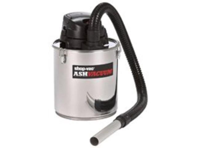 Vaccum Ash Crdd 120Vac 6.3A Ss Shop Vac Shop Vacuums - Ash Collection 4041100