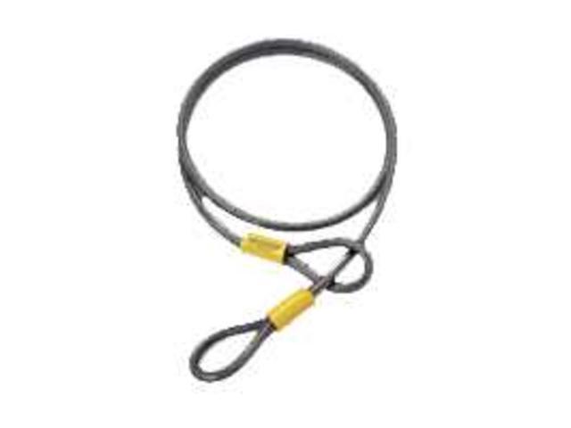 Schlage Lock 999263/830412 Flexible Steel Cable 3/8X15-Foot Flexible - Steel - E