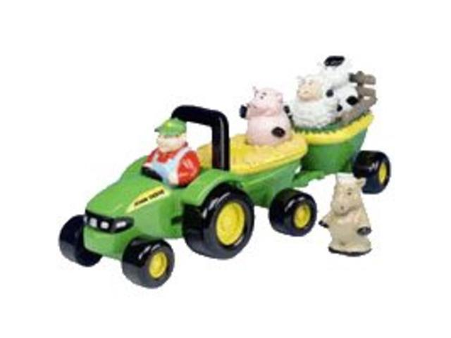 M4 Jd Hay Ride RC2 BRANDS, INC Farm Toys/Collectibles 34908 036881349082