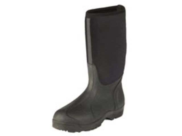 Norcross Safety 67502-10 Black Ocs Sole Hi Boot 10 Hi Boot Molded Sole - Pair