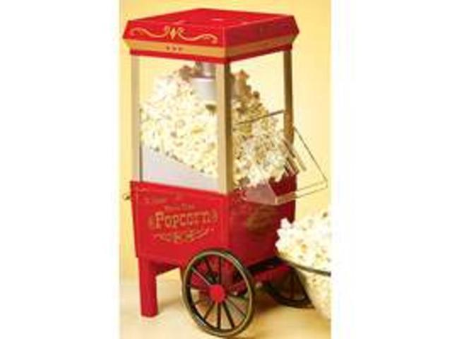 Nostalgia Products Group OFP-501 Old Fashioned Hot Air Popcorn Machine
