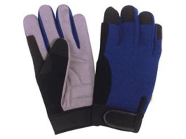 Diamondback GV-965662B-L Synthetic Leather Palm Glove Large Thinsulate Pair