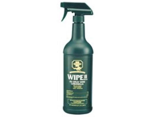 Wipeii Citronella Fly Spray CENTRAL LIFE SCIENCES Misc Farm Supplies 10140