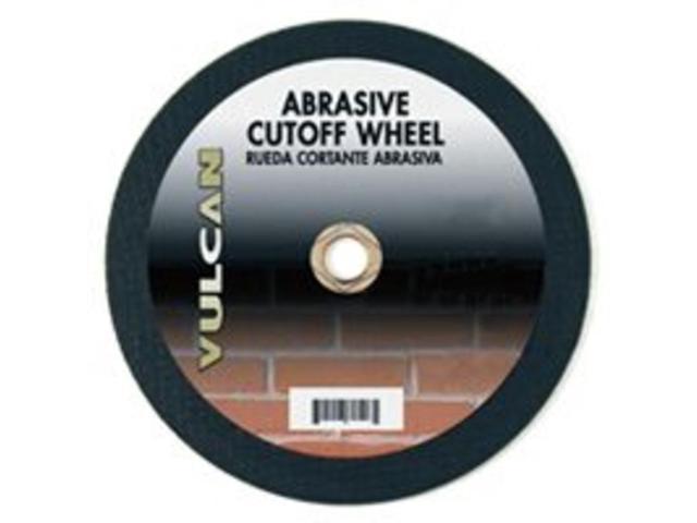 Vulcan 925920OR Abrasve Cutoff Wheel 12-Inch X 3/32-Inch Reinforced - Masonry -