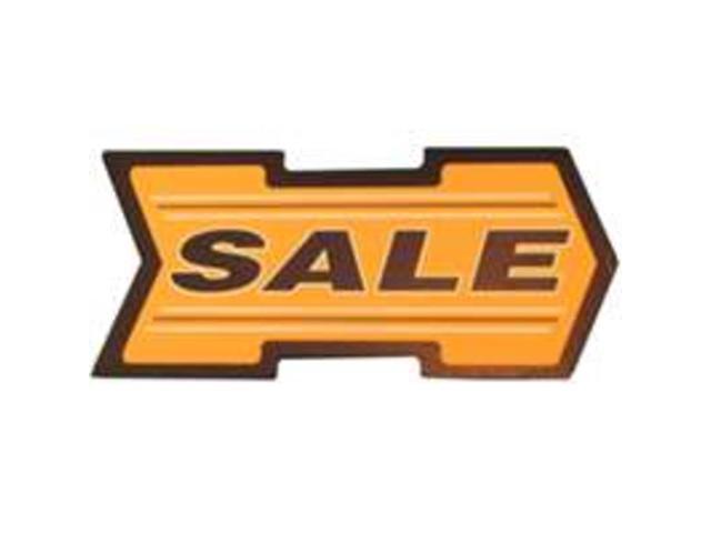 Sale Arrow Shelf Tag CENTURION INC Misc Supplies CRA210 701844124111