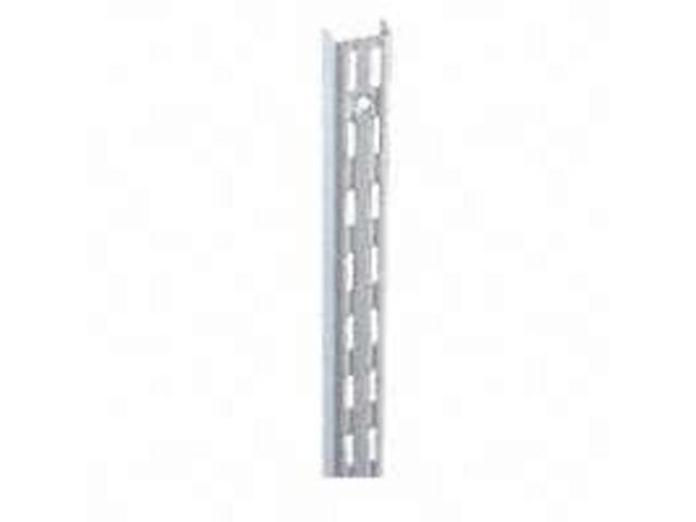 Standard Shlf 16-1/2In 11/16In KNAPE & VOGT MFG CO Shelf Standards 82 WH 16.5
