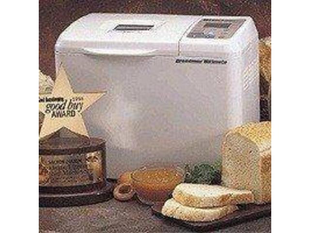 Applica TR2500C/TR2500BC Breadman Ultimate Bread Machine