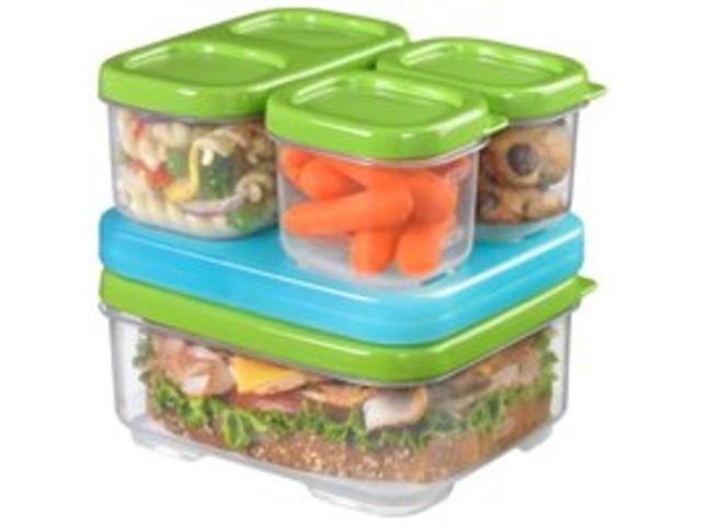 Rubbermaid 1806231 Lunch Blox - Sandwich Kit