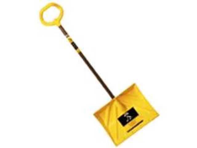 4776829 Snow Shovel 13-1/2In Hdpe 18In AMES TRUE TEMPER, INC. 1627300 HDPE