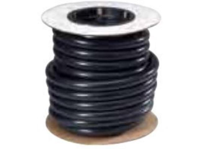Watts Water Technologies RVBKI Bulk Black Vinyl Tubing-5/8X1/2X100' VINYL TUBE