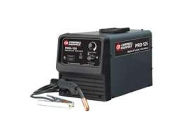 WG3080 120V Flux Welder with Wire and 2 Extra Nozzles